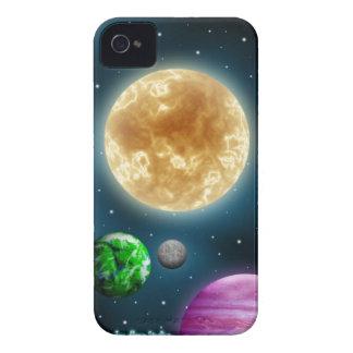 Planetary Iphone 4 Case