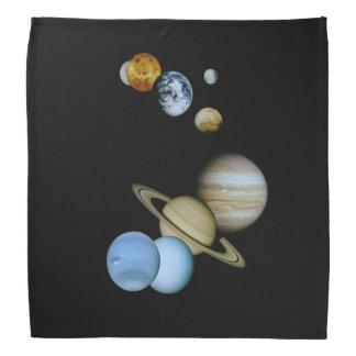 Planetary Montage Bandana