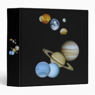 Planetary Montage Binder