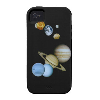 Planetary Montage Case-Mate iPhone 4 Case