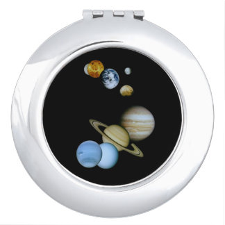 Planetary Montage Compact Mirror