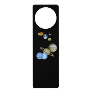 Planetary Montage Door Hanger