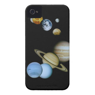 Planetary Montage iPhone 4 Cover