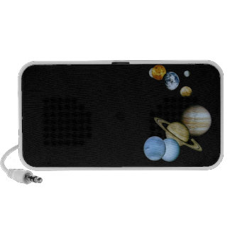 Planetary Montage Mini Speaker