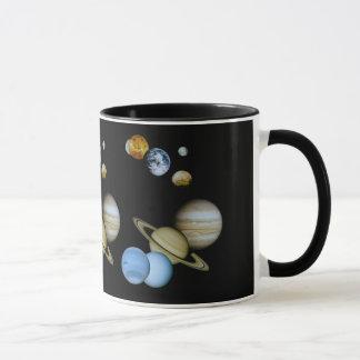 Planetary Montage Mug