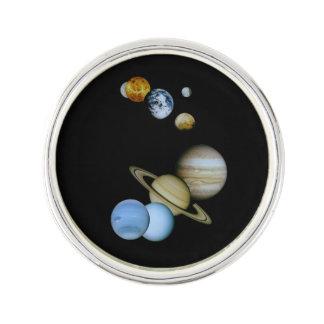Planetary Montage Pin