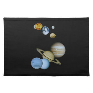 Planetary Montage Placemat