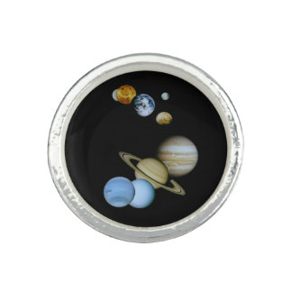 Planetary Montage Photo Ring