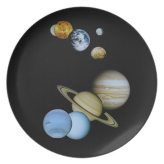 Planetary Montage Plate