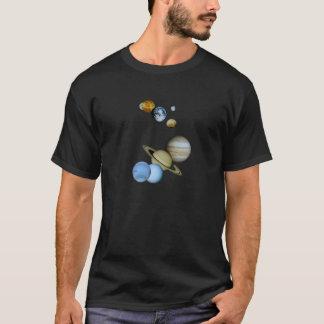 Planetary Montage T-Shirt