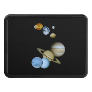 Planetary Montage Tow Hitch Covers