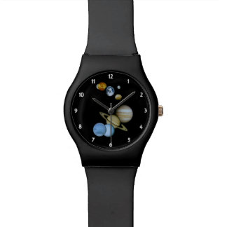 Planetary Montage Wristwatches