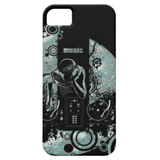 Planetary Music DJ iPhone SE/5/5s Case