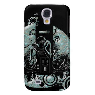 Planetary Music DJ Samsung Galaxy S4 Cover