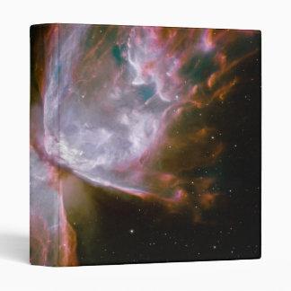 Planetary Nebula Vinyl Binder