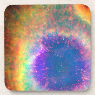 Planetary Nebula Like An Eye Drink Coaster