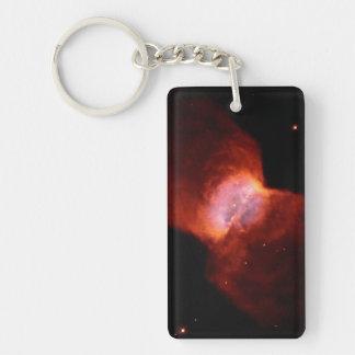 Planetary Nebula NGC 2346 Space Keychain