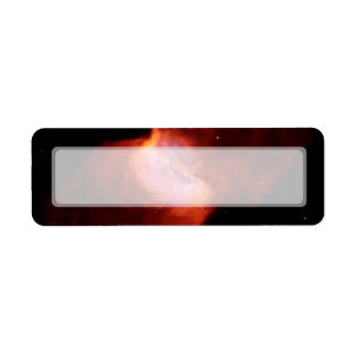 Planetary Nebula NGC 2346 Space Label