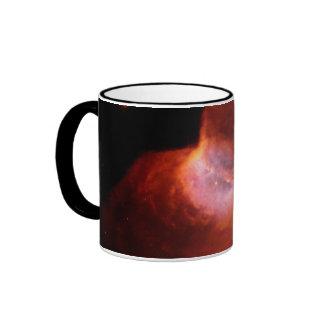 Planetary Nebula NGC 2346 Space Ringer Mug