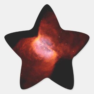 Planetary Nebula NGC 2346 Space Star Sticker