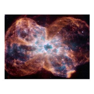 Planetary Nebula NGC 2440 Postcard