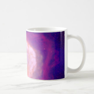 Planetary Nebula NGC 7027 in Infrared and Visible Coffee Mug