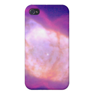 Planetary Nebula NGC 7027 in Infrared and Visible iPhone 4 Covers