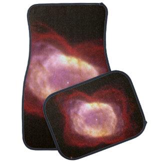 Planetary Nebula NGC 7027 in Infrared Light Car Mat