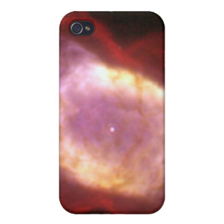 Planetary Nebula NGC 7027 in Infrared Light iPhone 4 Covers