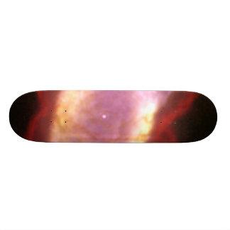 Planetary Nebula NGC 7027 in Infrared Light Skateboard Deck