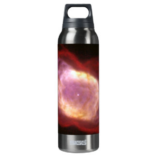 Planetary Nebula NGC 7027 in Infrared Light Thermos Water Bottle
