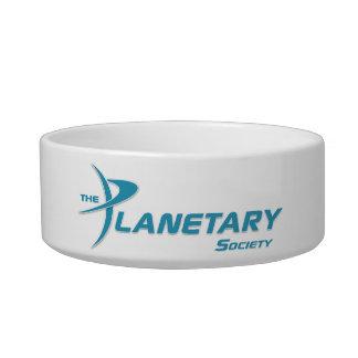 Planetary Society Pet Bowl
