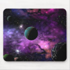 Planetary Space Mouse Pad