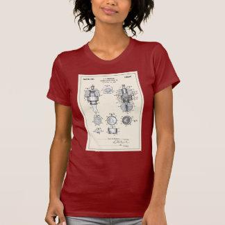 Planetary Tuners Ladies dark short sleeve T-Short T-Shirt