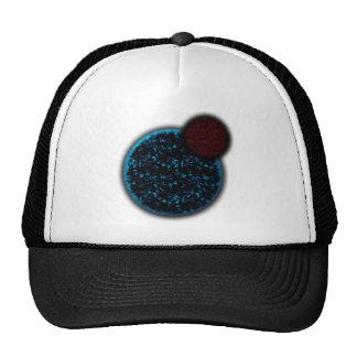 Planetas al azar gorras de camionero