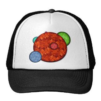 Planetas al azar gorras