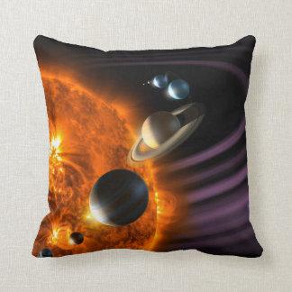 Planetas de la Sistema Solar Cojín