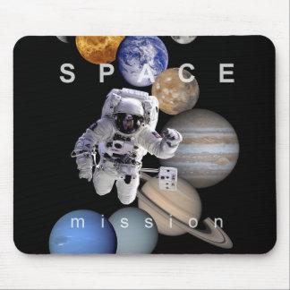 planetas de la Sistema Solar de la misión espacial Tapetes De Ratón