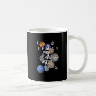 planetas de la Sistema Solar de la misión espacial Taza De Café