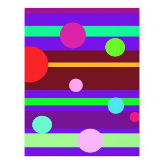 Planetas del caramelo tarjetas publicitarias