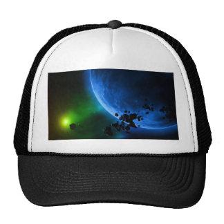 Planetas extranjeros gorras de camionero