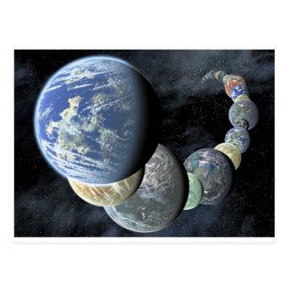 Planetas Postal