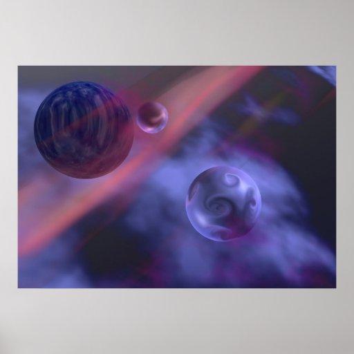 Planetesimal   ~Print~