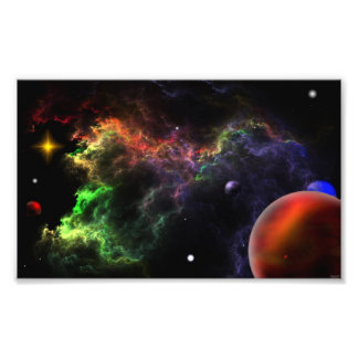 Planetoids - ampliación de la foto del racimo H de Fotografías