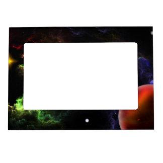 Planetoids - Nebula Cluster Magnetic Frame