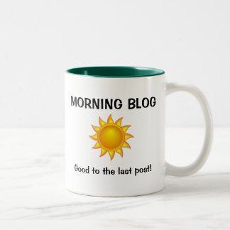 PlanetPOV - blog de la mañana - taza de café