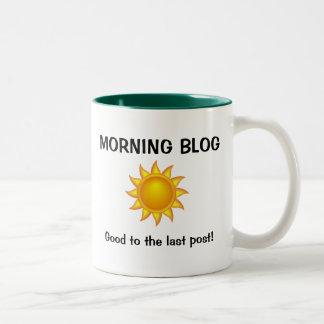 PlanetPOV - Morning Blog - Coffee Cup