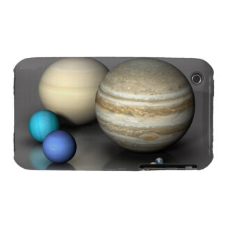 Planets 2 Case-Mate iPhone 3 cases