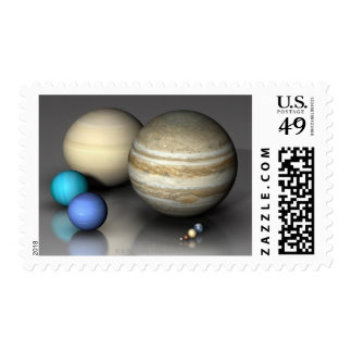 Planets 2 stamp