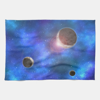 Planets and Nebulae Towels